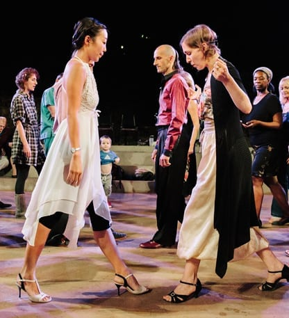Jam Sessions At The Ford: Tango Dance