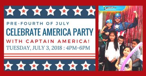 Celebrate America Party