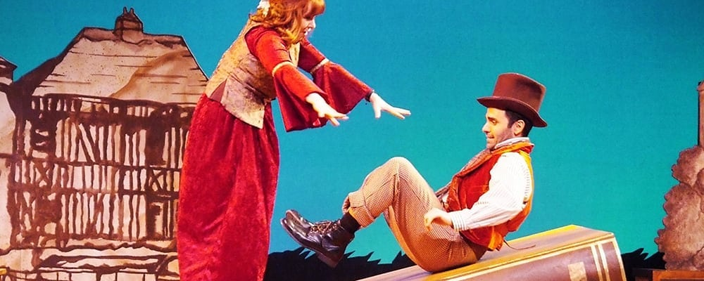 Big World Fun: Impro Theatre