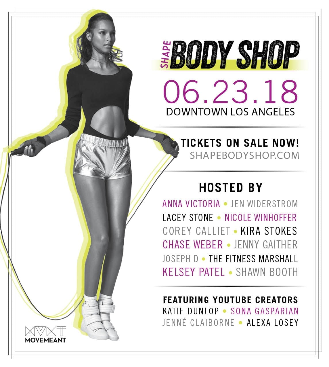 SHAPE Body Shop
