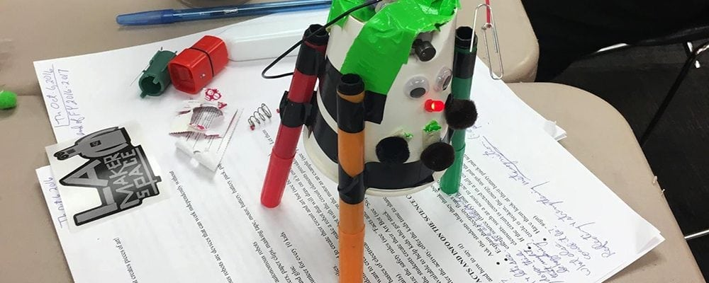Build-A-Bot Workshop