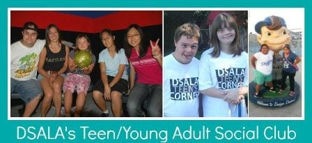DSALA Westside Teen-Young Adult Social Club