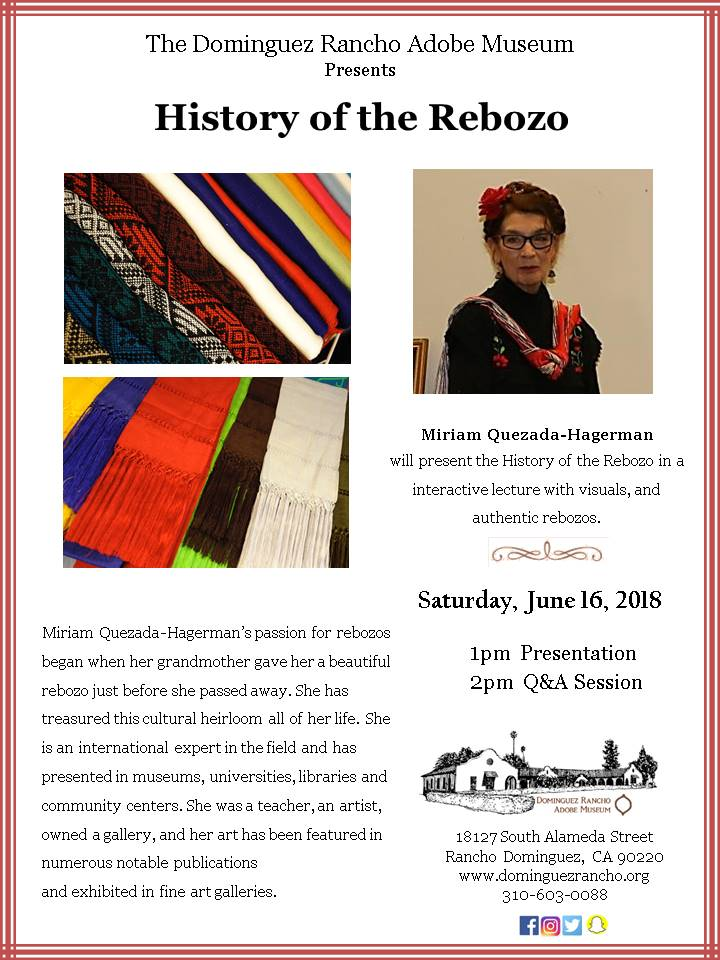 History of the Rebozo