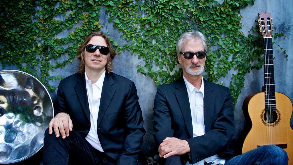 Joseph Peck & David Pless Duo in Concert
