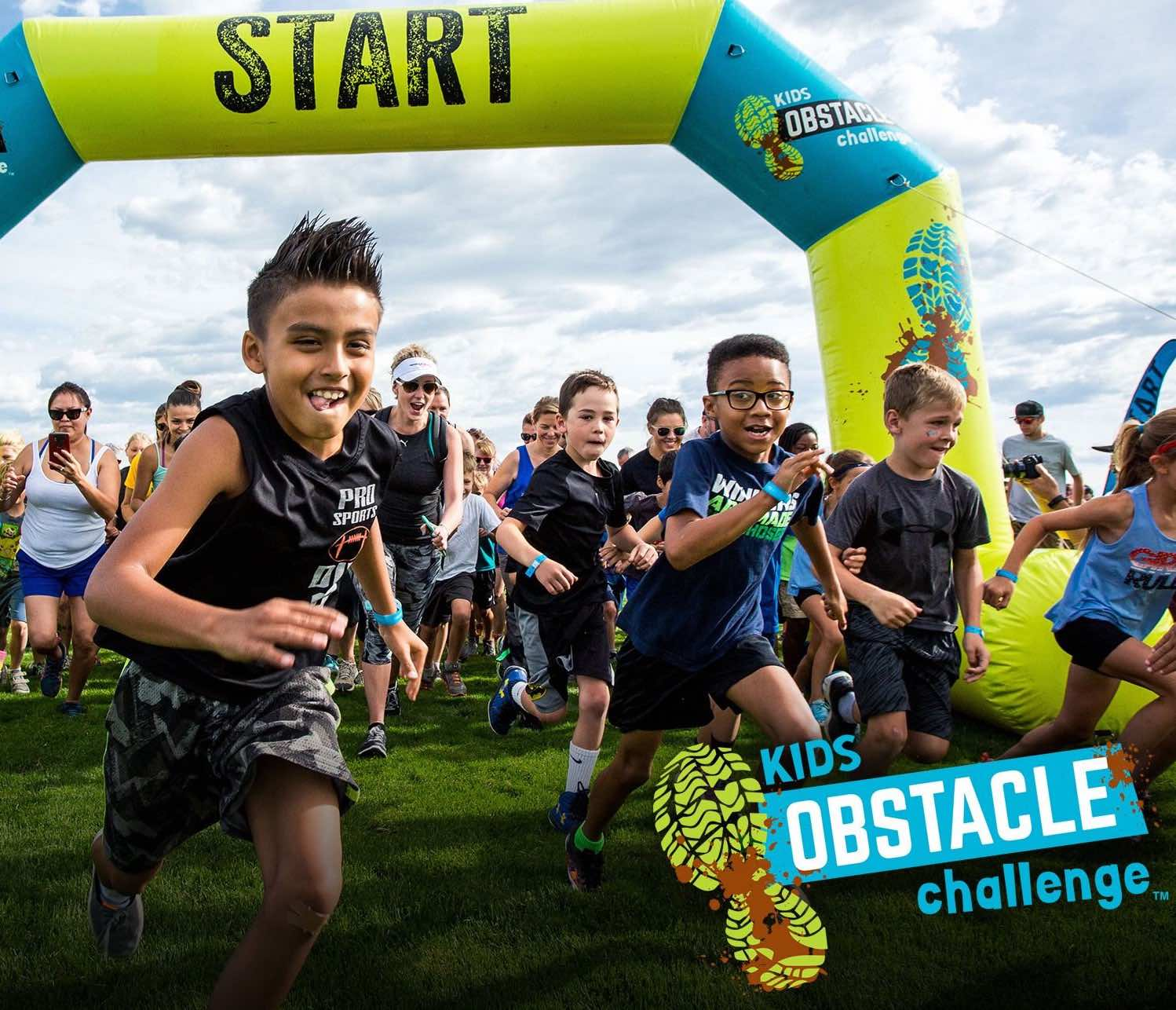 Subaru Kids Obstacle Challenge Los Angeles