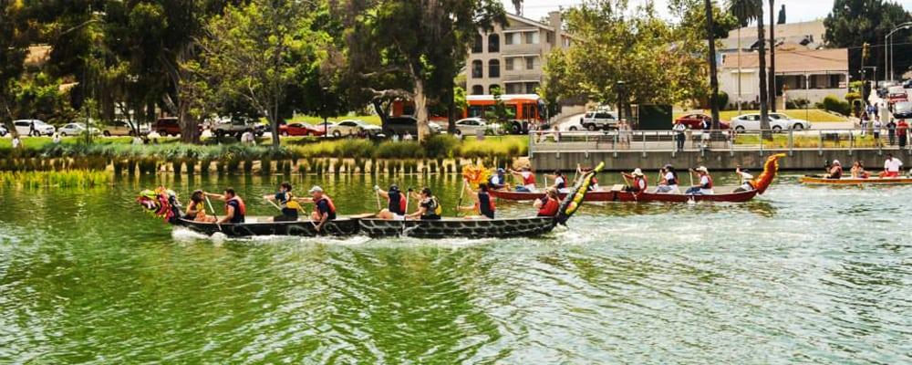 38th Annual Lotus Festival
