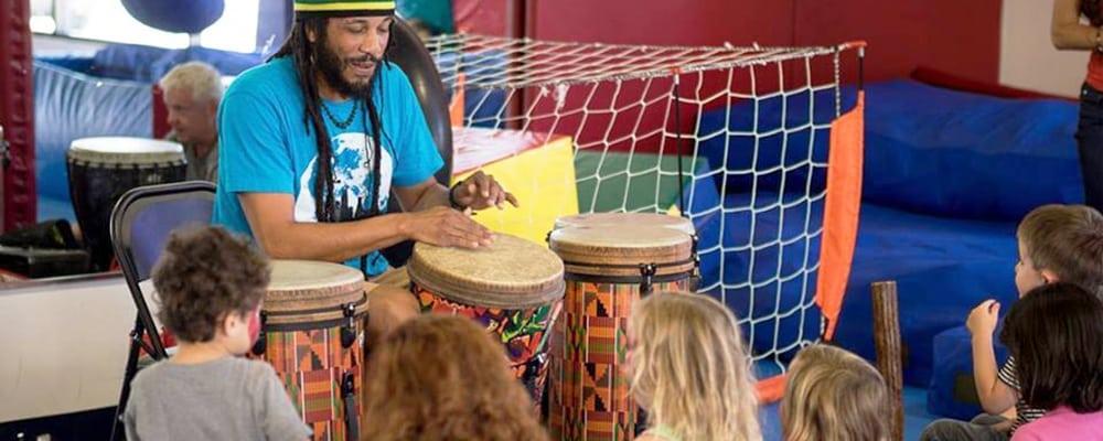 Orlando Boom's Drum Circle