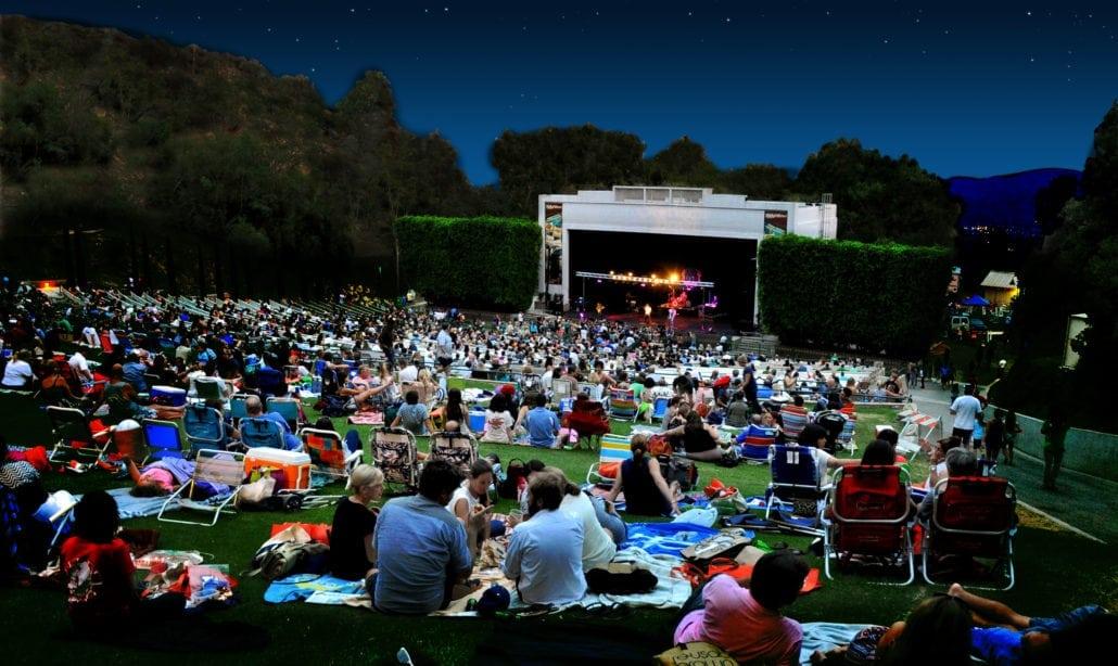 Starlight Bowl's Summer Concert Series