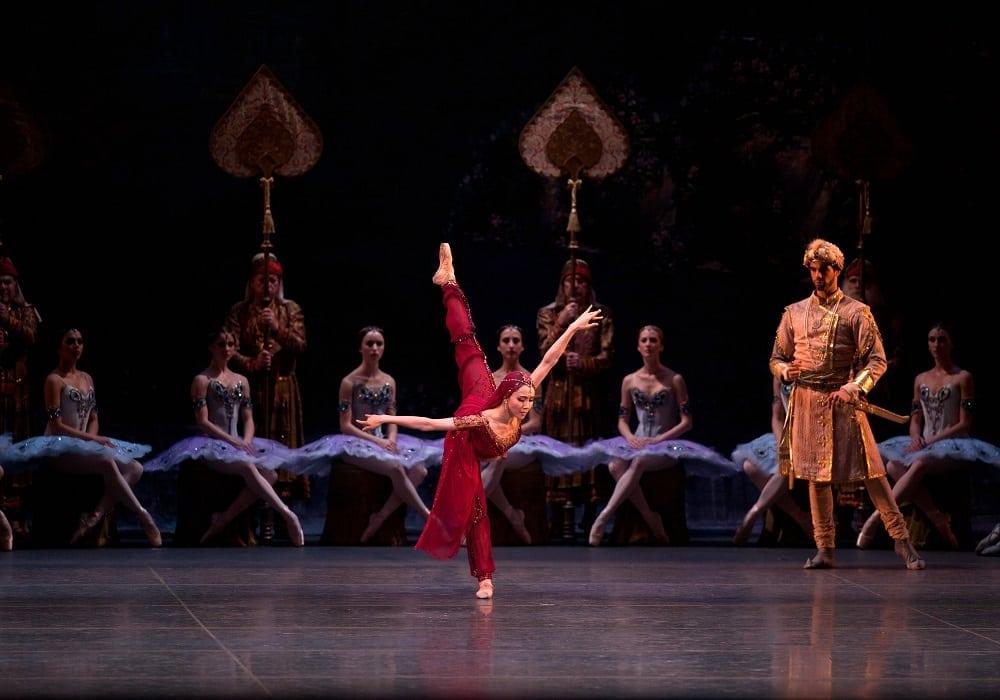 American Ballet Theatre'sLa Bayadère