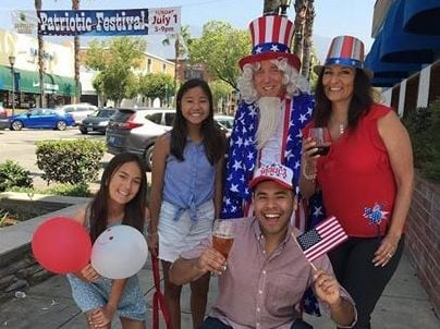 Downtown Arcadia Patriotic Festival
