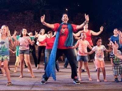 Jam Sessions At The Ford: Bollywood Dance