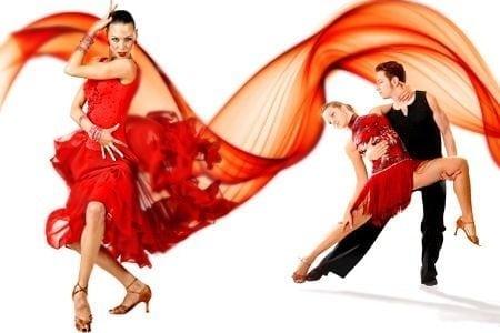 Salsa/Latin Dance with Emmy