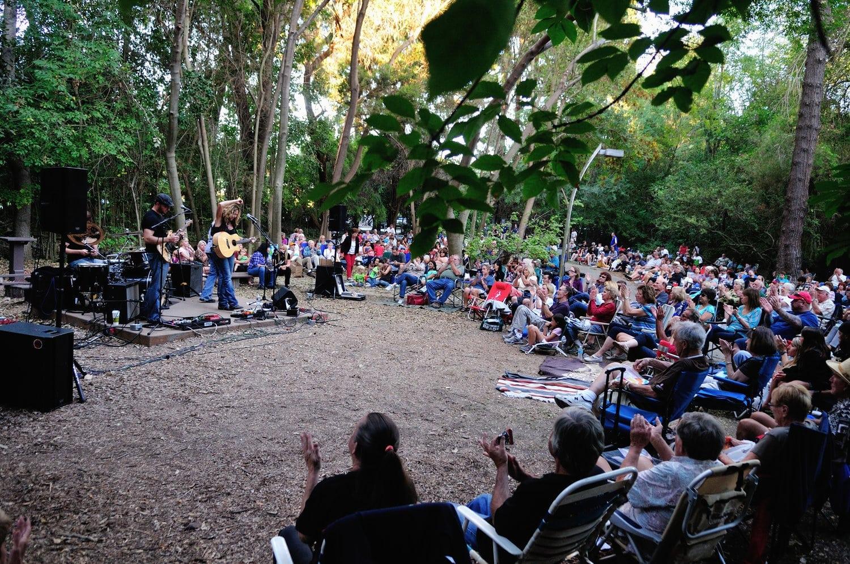 El Dorado Nature Center's Summer Concert Series