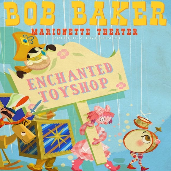 Bob Baker's Enchanted Toyshop