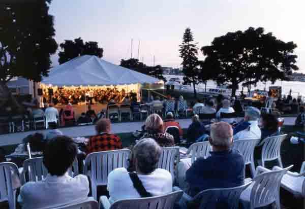 Marina del Rey's Symphonic Thursdays