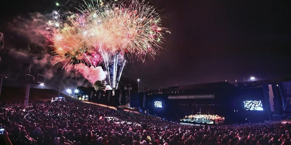 Pacific Symphony's July 4th Spectacular