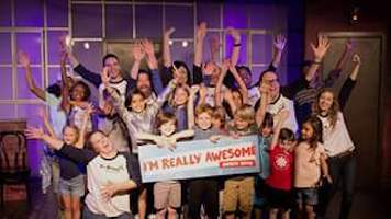 Performance on the Frog: Second City's Really Awesome Improv Show