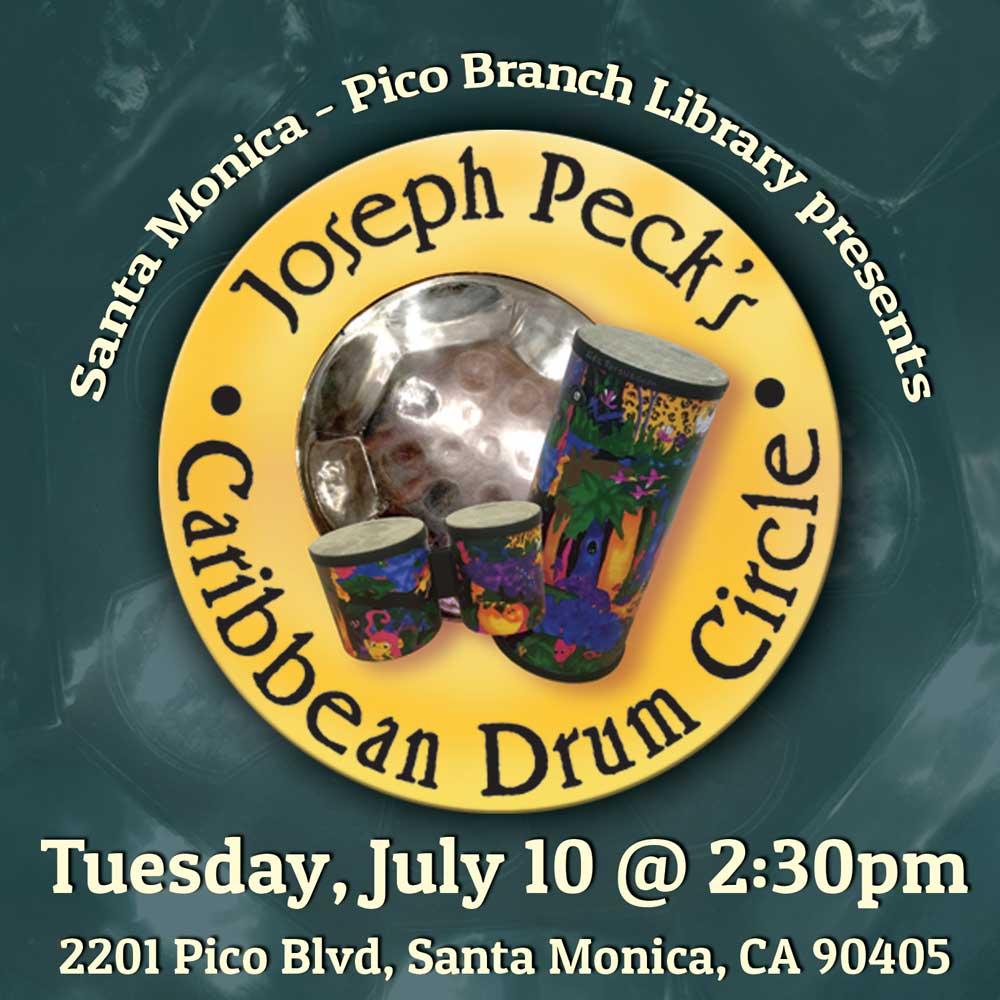 Joseph Peck's Caribbean Drum Circle