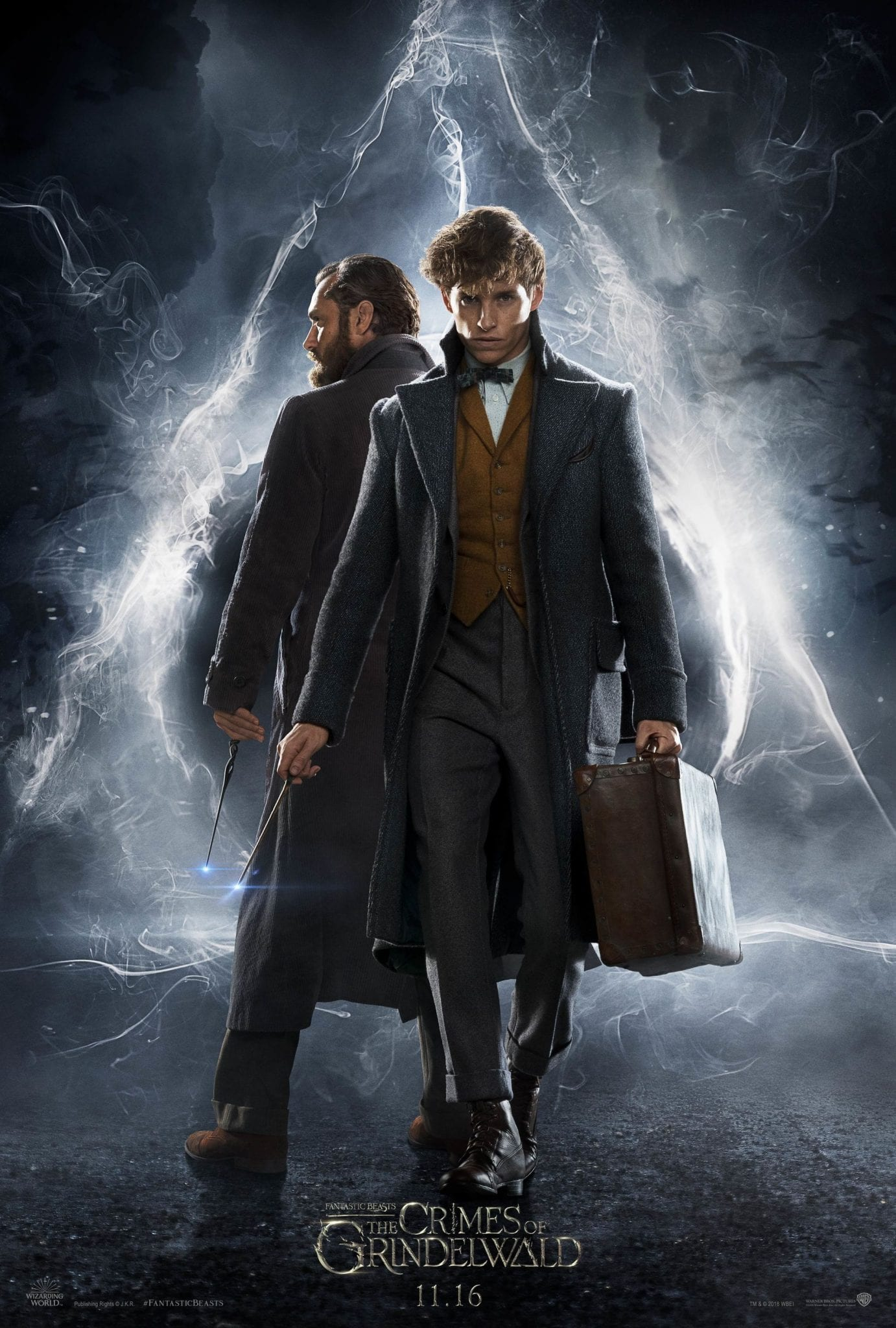My Way Matinee - Fantastic Beasts: The Crimes of Grindelwald