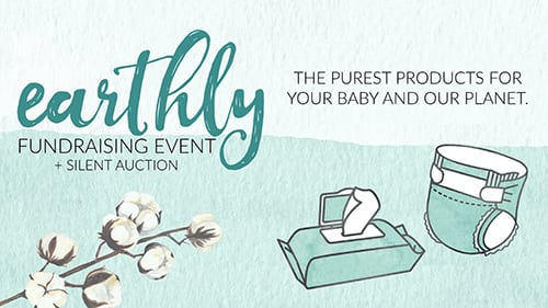 Earthly Fundraising Event + Silent Auction