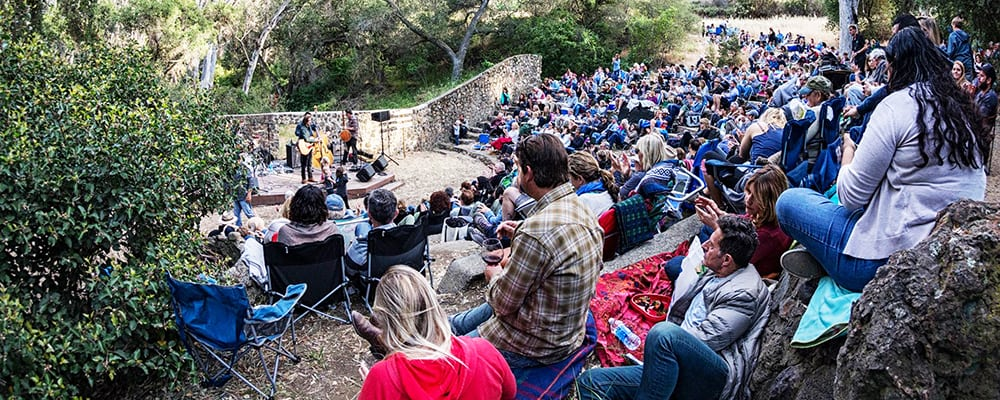 Peter Strauss Ranch's Tiny Porch Concerts