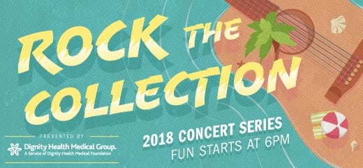 The Collection at RiverPark's Summer Concert Series