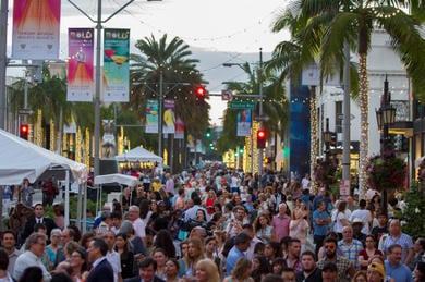 BOLD Summer Kickoff on Rodeo Drive