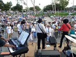 Manhattan Beach Concerts in the Park
