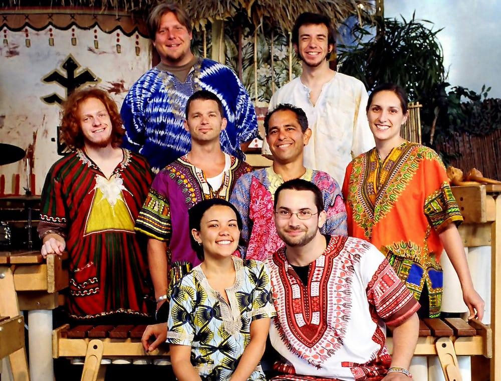 Family Funday: Masanga Marimba Ensemble