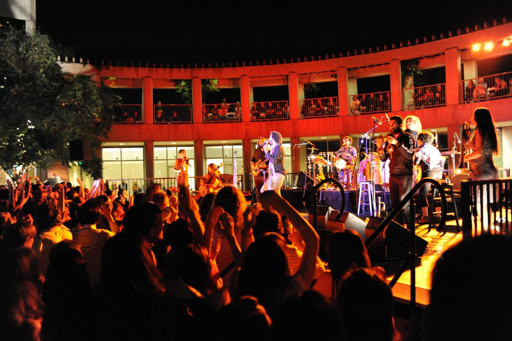 The Skirball Sunset Concerts