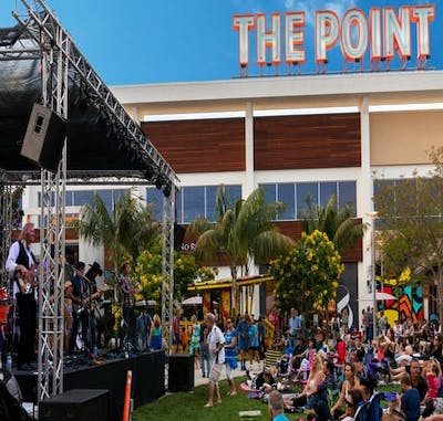 Summer Music Series at the Point