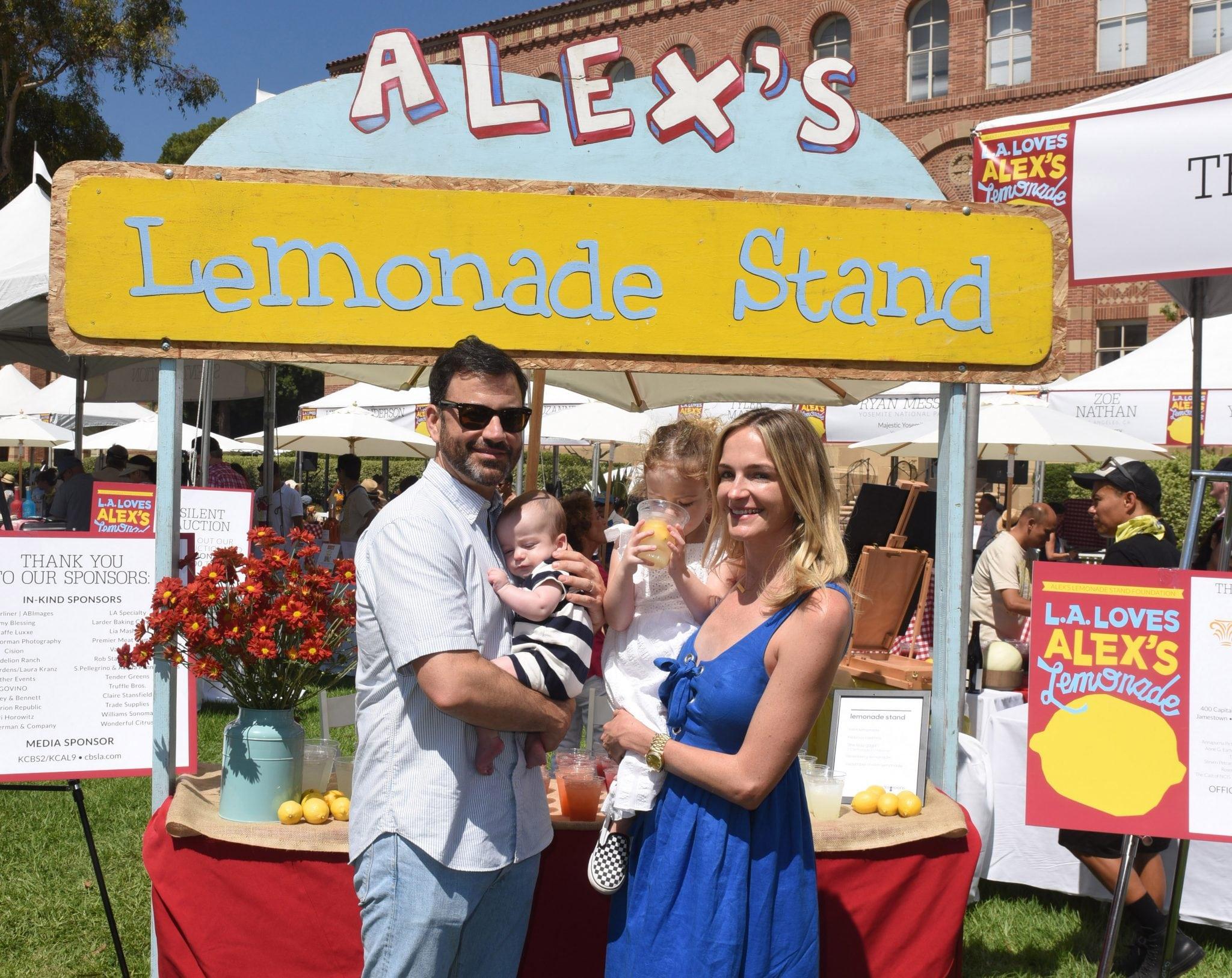 L.A. Loves Alex's Lemonade Fundraiser