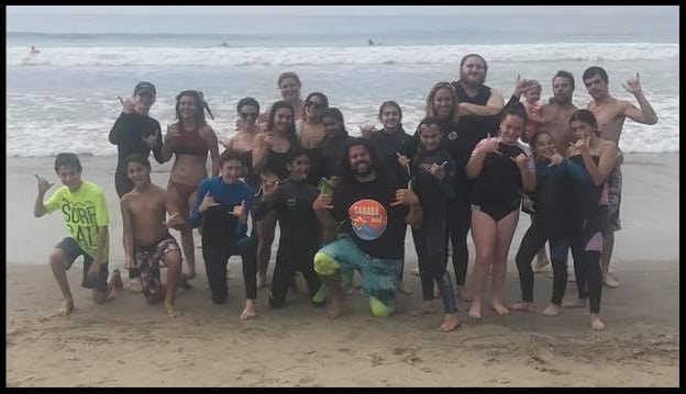 Sababa Surf Mini-Camp