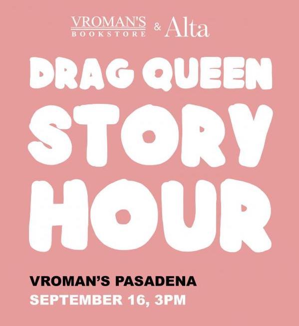 Drag Queen Story Hour!