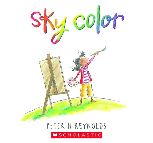 Stories In The Afternoon: Sky Color