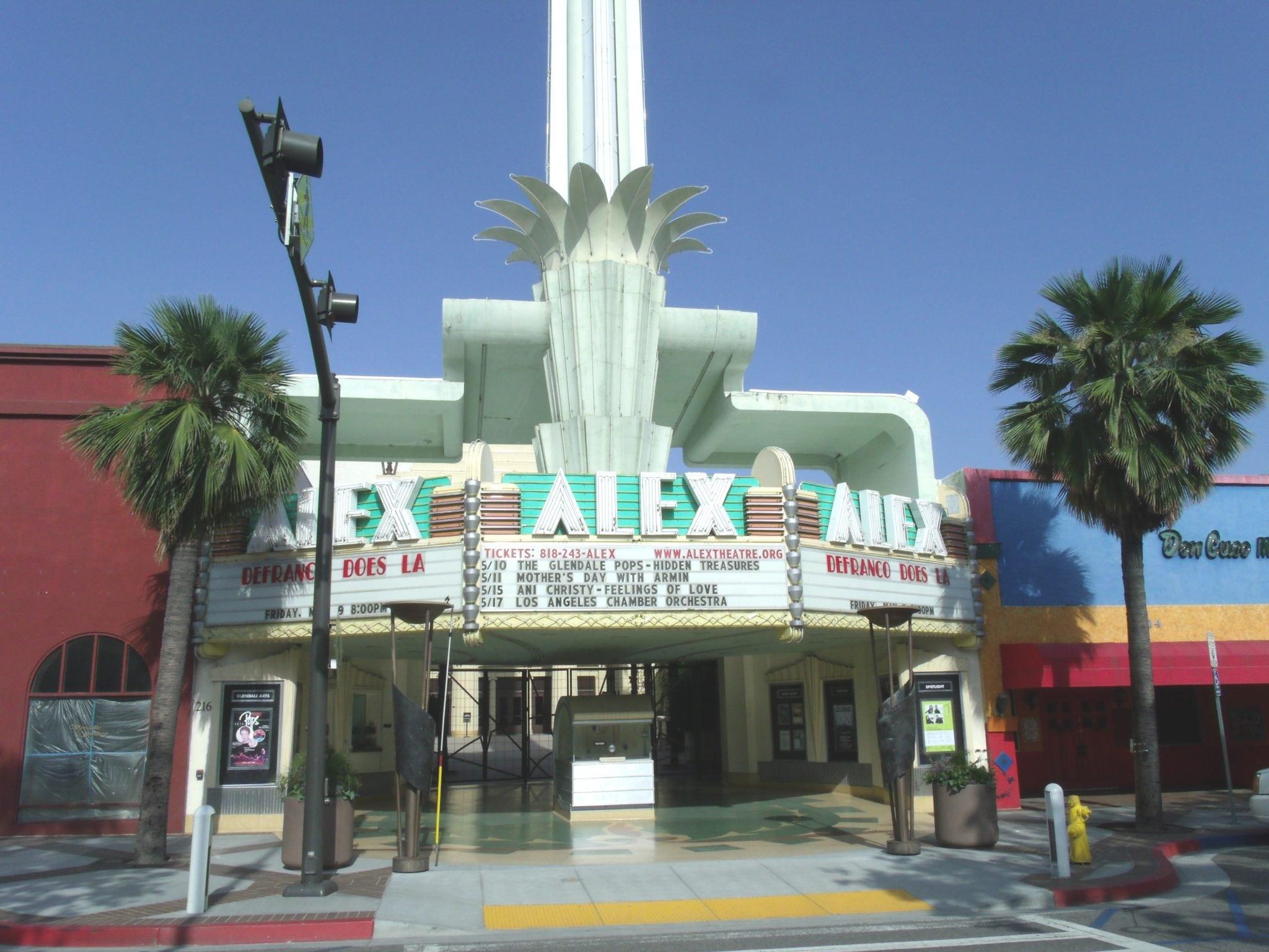 Alex Theatre's 93rd Birthday Party