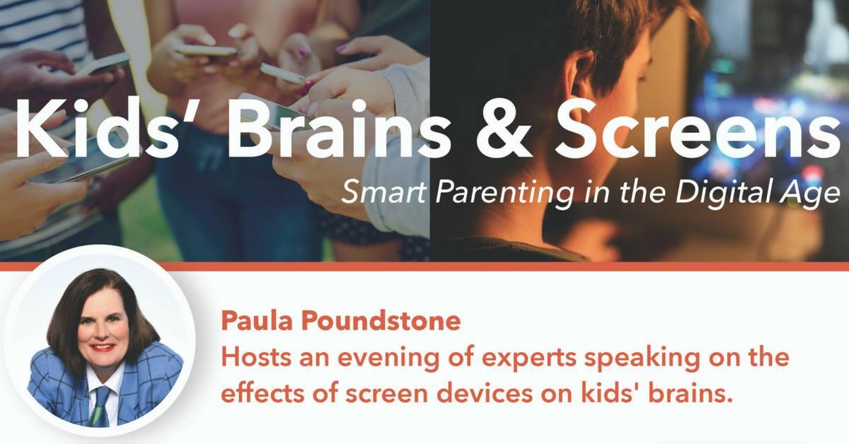 Kids' Brains and Screens