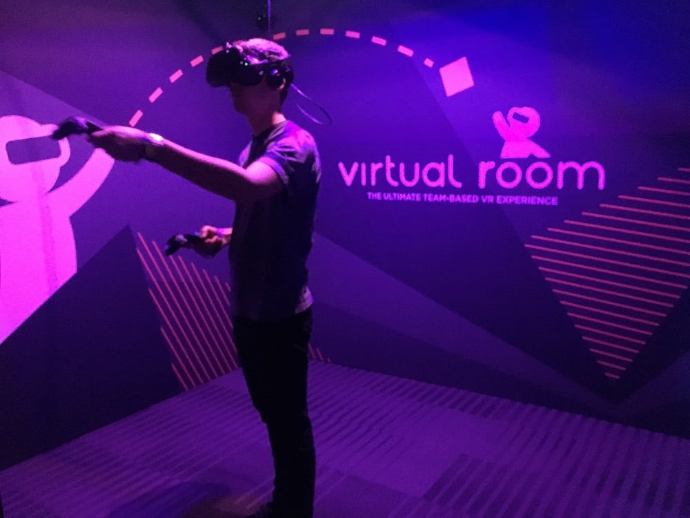Los Angeles VR Rooms
