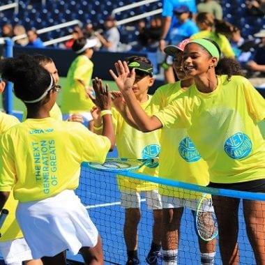 tennis in L.A.