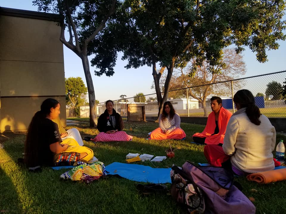 Downey Chan Meditation in the Park: Beyond Mindfulness.