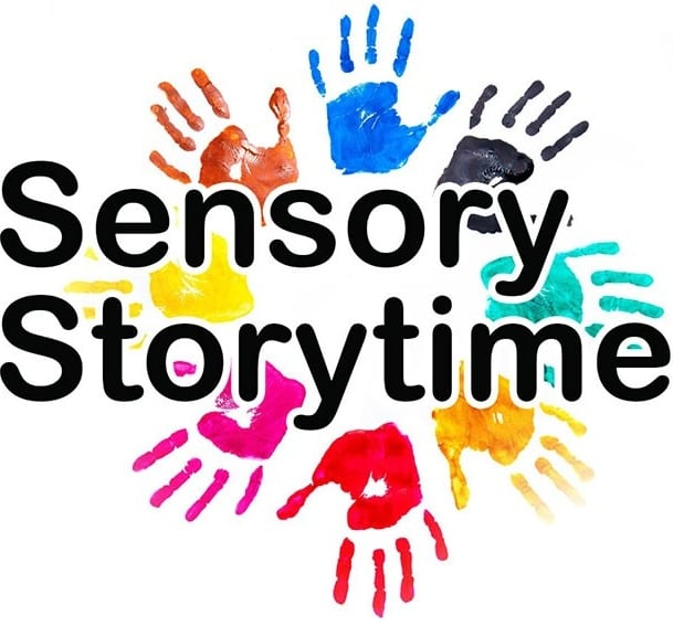 Sensory Storytime at Lamanda Park Branch Library