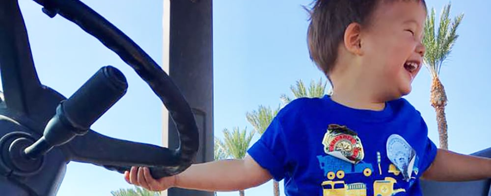 Southern California Children'sMuseum's Touch-a-Truck Event
