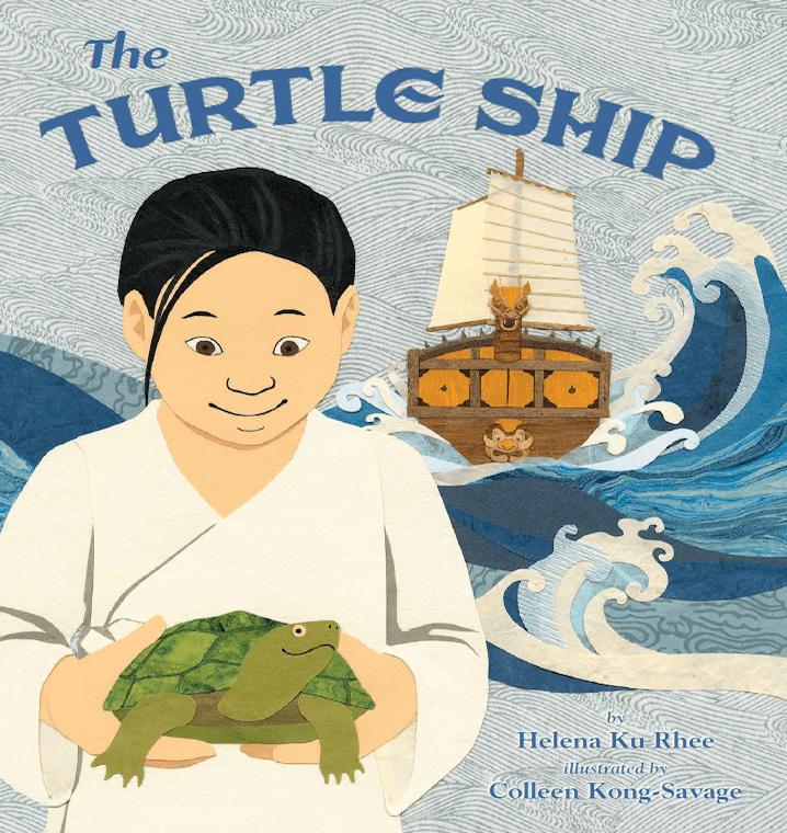Author & Illustrator Talk: Helena Ku Rhee & Colleen Kong-Savage
