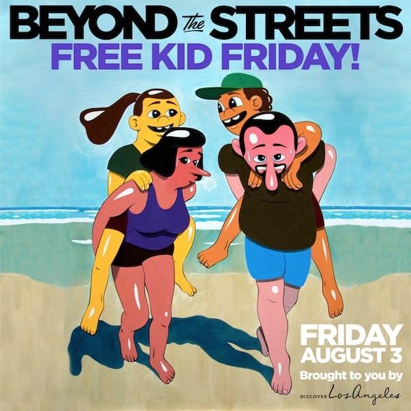 Free Kids Friday