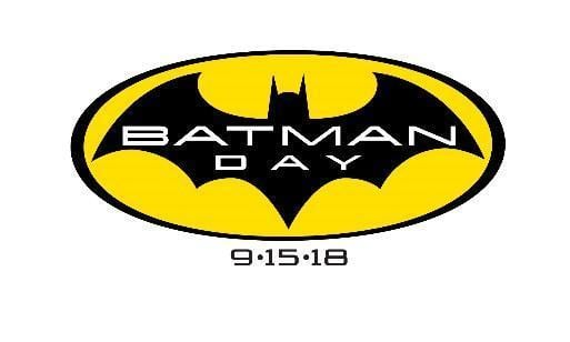 Batman Day Signing Events