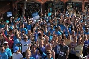 2018 Kickin Cancer 5K Run/Walk & Stroller Run