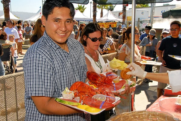 The Long Beach Original Lobster Festival