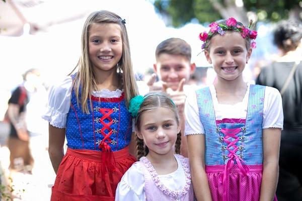 Oktoberfest Kinderfest