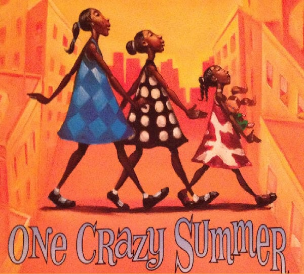 One Crazy Summer Book Discussion & Craft