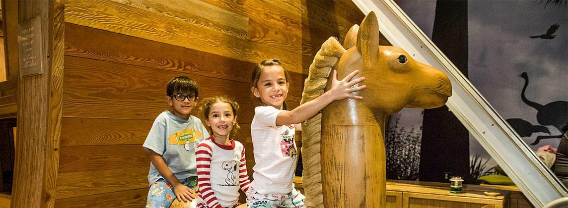 Noah's Ark After Dark Pajama Party!
